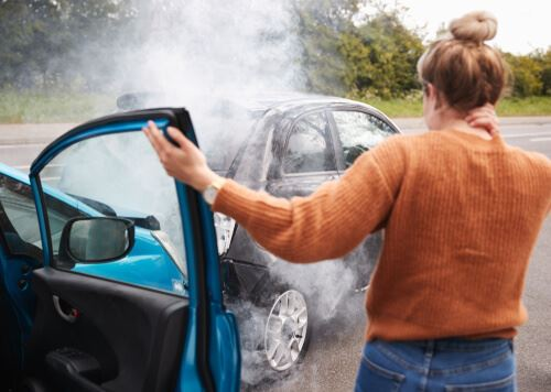 Should I Worry About Delayed Pain After A Car Accident
