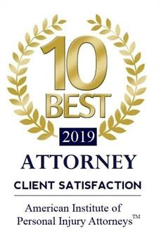 American Institute of Legal Counsel Client Satisfaction Award
