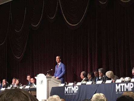 Peyton Manning at Mass Torts Made Perfect